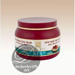 Health & Beauty Shea Butter Hair Mask Маска для очень сухих волос на основе масла Ши