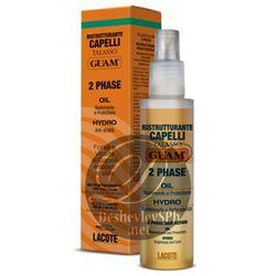 Guam Solare Anti-Age Ristrutturante Capelli 2 Phase Oil Масло 2 фазное восстанавливающее для волос