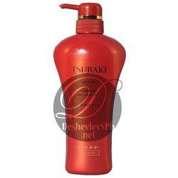 Shiseido TSUBAKI Shining Conditioner with Tsubaki Oil EX Премиум кондиционер для волос