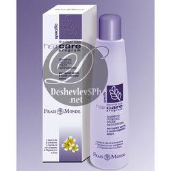 Frais Monde Spa Hair Care Шампунь против перхоти с экстрактами масел копаиба,  чайного и арганового деревьев,  с комплексом олигоэлементов и цинком для жирных волос и жирной кожи г