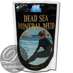 Sea of SPA Dead Sea Mineral Mud Натуральная грязь мертвого моря