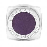 L' Oreal Paris Тени для век color infaillible 05 Фиолетовый космос